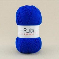Lana Rubi Clasica Azul