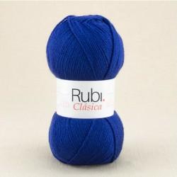 Lana Rubi Clasica Azul Oscuro