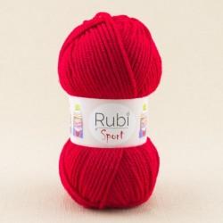 Lana Rubi Sport Rojo
