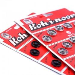 Broches de Presión Koh-i-noor