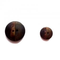 Botones Latón - Marrón Rojizo