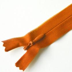 Cremallera Invisible Naranja